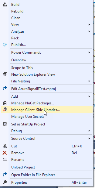 Installing Client-Side Libraries in ASP NET Core - DZone Web Dev